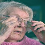 24 h Pflege ältere Frau