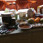 Pflegekräfte und kochen