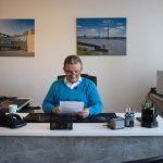 Büroarbeit in der Seniorenhilfe-24.eu